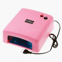 УФ лампа 36 Вт ZD-818 (розовая)